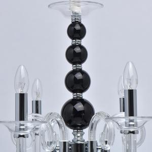 Lampa suspendată Ella Elegance 6 Chrome - 483014106 small 12