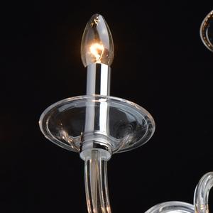 Lampa suspendată Ella Elegance 10 Chrome - 483014210 small 7