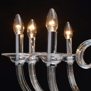 Lampa suspendată Ella Elegance 10 Chrome - 483014210 small 8