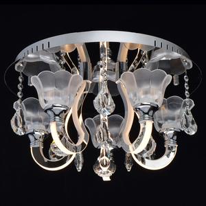 Lampa suspendată Rotenburg Megapolis 10 Chrome - 659011105 small 6