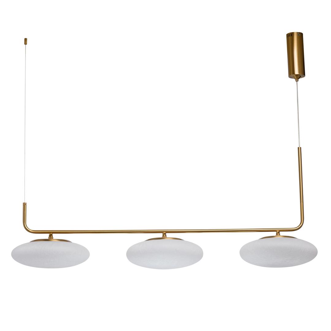 Auksis Hi-Tech 3 Lampă cu pandantiv aur - 722010903