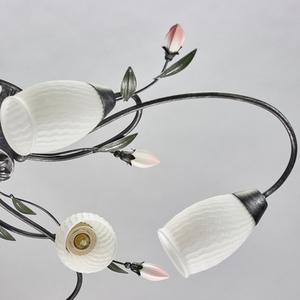 Lampa suspendată Verona Flora 8 Black - 334013608 small 8