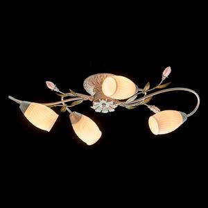 Lampa suspendată Verona Flora 4 White - 334013804 small 1