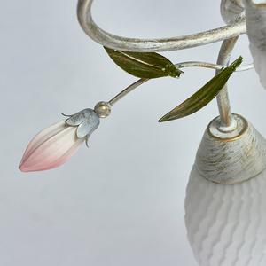 Lampa suspendată Verona Flora 4 White - 334013804 small 6