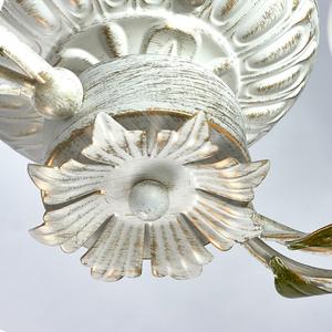 Lampa suspendată Verona Flora 4 White - 334013804 small 7
