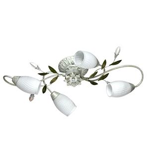 Lampa suspendată Verona Flora 4 White - 334013804 small 0