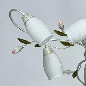 Lampa suspendată Verona Flora 8 Alb - 334013908 small 6