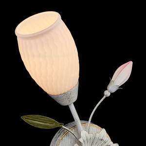 Lampa de perete Verona Flora 1 Alb - 334024001 small 3