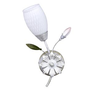 Lampa de perete Verona Flora 1 Alb - 334024001 small 0