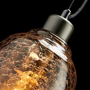Lampa suspendată Chianti Megapolis 1 Argintiu - 720011401 small 4
