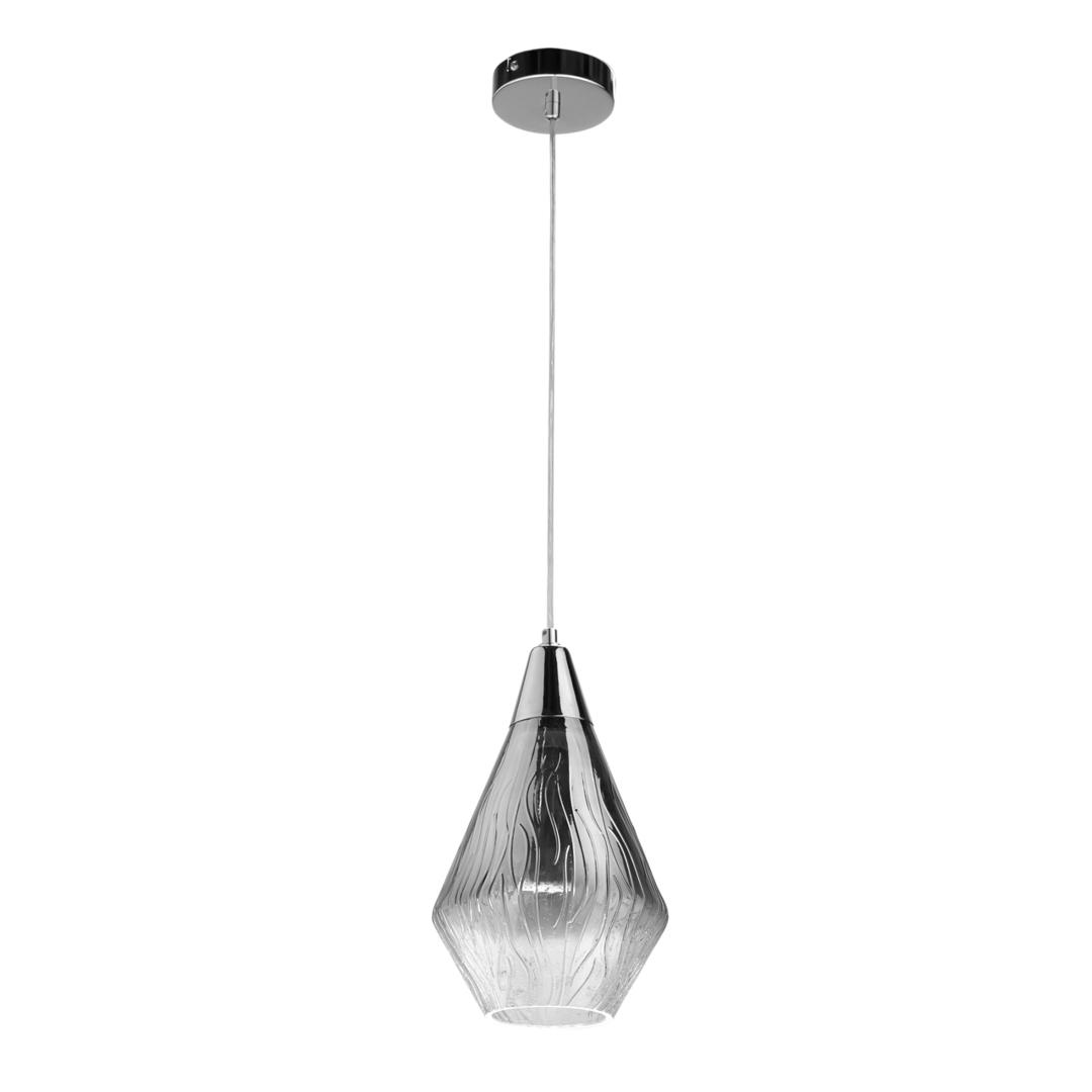 Lampa suspendată Chianti Megapolis 1 Chrome - 720011501