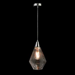 Lampa suspendată Chianti Megapolis 1 Chrome - 720011601 small 1