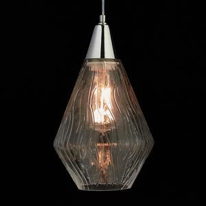 Lampa suspendată Chianti Megapolis 1 Chrome - 720011601 small 2