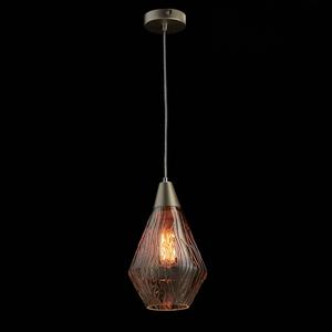 Lampa suspendată Chianti Megapolis 1 Argintiu - 720011701 small 1