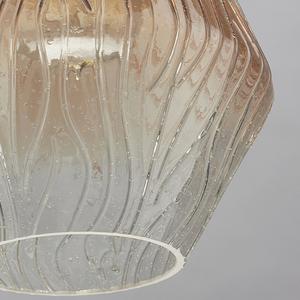 Lampa suspendată Chianti Megapolis 1 Argintiu - 720011701 small 4