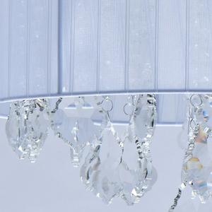 Jacqueline Elegance 4 lampă cu pandantiv crom - 465015904 small 3