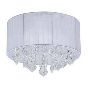 Jacqueline Elegance 4 lampă cu pandantiv crom - 465015904 small 0