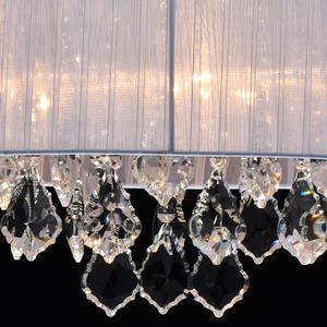 Jacqueline Elegance 6 lampă cu pandantiv crom - 465016006 small 4