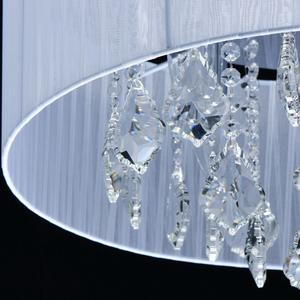 Jacqueline Elegance 6 lampă cu pandantiv crom - 465016006 small 5