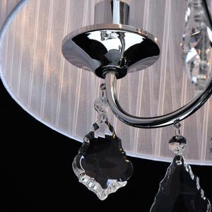 Jacqueline Elegance 4 lampă cu pandantiv crom - 465016104 small 7