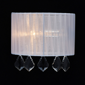 Lampa de perete Jacqueline Elegance 1 Chrome - 465026201 small 1