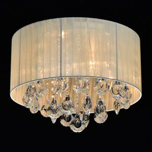 Jacqueline Elegance 4 lampă cu pandantiv crom - 465016304 small 1