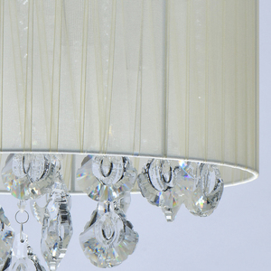Jacqueline Elegance 4 lampă cu pandantiv crom - 465016304 small 3