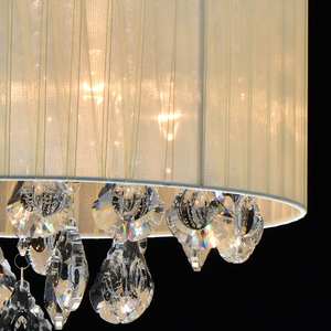 Jacqueline Elegance 4 lampă cu pandantiv crom - 465016304 small 4
