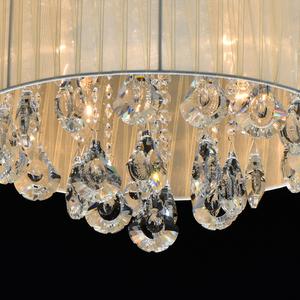 Jacqueline Elegance 4 lampă cu pandantiv crom - 465016304 small 6
