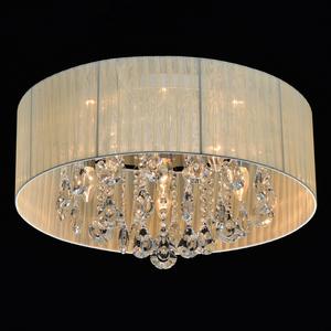 Lampă cu pandantiv Jacqueline Elegance 6 Chrome - 465016406 small 1