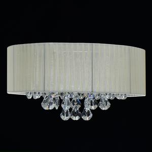 Lampă cu pandantiv Jacqueline Elegance 6 Chrome - 465016406 small 2