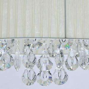 Lampă cu pandantiv Jacqueline Elegance 6 Chrome - 465016406 small 3