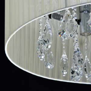Lampă cu pandantiv Jacqueline Elegance 6 Chrome - 465016406 small 5