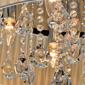 Lampă cu pandantiv Jacqueline Elegance 6 Chrome - 465016406 small 6