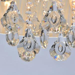 Lampă cu pandantiv Jacqueline Elegance 6 Chrome - 465016406 small 7