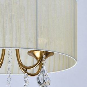 Lampa suspendată Jacqueline Elegance 4 Brass - 465016504 small 6