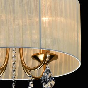 Lampa suspendată Jacqueline Elegance 4 Brass - 465016504 small 7