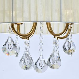 Lampa suspendată Jacqueline Elegance 4 Brass - 465016504 small 9