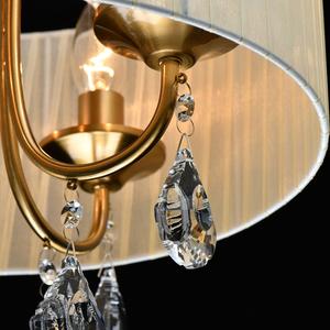 Lampa suspendată Jacqueline Elegance 4 Brass - 465016504 small 12