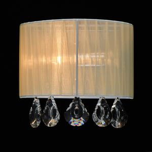 Lampa de perete Jacqueline Elegance 1 Chrome - 465026601 small 1