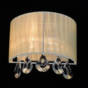 Lampa de perete Jacqueline Elegance 1 Chrome - 465026601 small 2