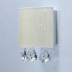 Lampa de perete Jacqueline Elegance 1 Chrome - 465026601 small 3