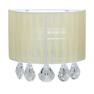 Lampa de perete Jacqueline Elegance 1 Chrome - 465026601 small 0