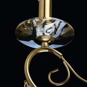 Lampa suspendată Selena Crystal 5 Brass - 482016305 small 8