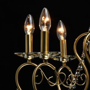 Lampa suspendată Selena Crystal 8 Brass - 482016408 small 8