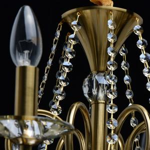 Lampa suspendată Selena Crystal 8 Brass - 482016408 small 11