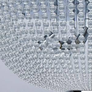 Lampa suspendată Venezia Crystal 10 Chrome - 111012510 small 4