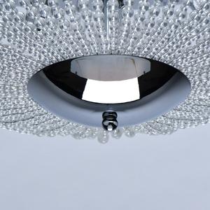 Lampa suspendată Venezia Crystal 10 Chrome - 111012510 small 9