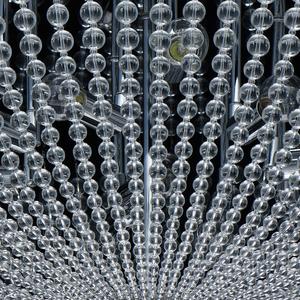 Lampa suspendată Venezia Crystal 15 Chrome - 111012715 small 9