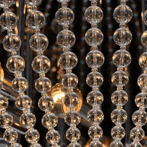 Lampa suspendată Venezia Crystal 10 Brass - 111012610 small 2